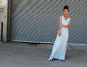 www.SweetShard.com M7121 DIY summer Maxi Dress