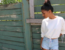 DIY Sweatshirt www.SweetShard.com