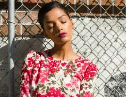 DIY Faux Wrap Dress Butterick B6240 by SweetShard